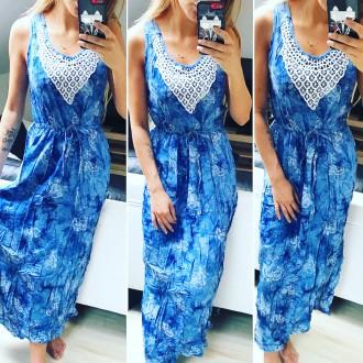 Dámské oblečení - Dámské božské šaty MAXI ROSE krajka