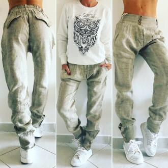 Dámské oblečení - Dámské buggy kalhoty JOURNAL