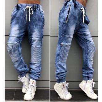 Dámské oblečení - Trendy baggy jeans UNISEX