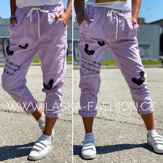 Pánské oblečení - Dámské kalhoty BIG mickey