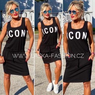 Dámské oblečení - Dámské sportovní šaty ICON