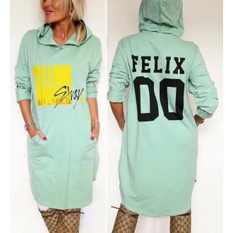 Dámské oblečení - Dámská mikina FELIX