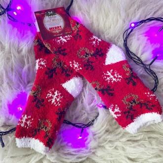 Dámské oblečení - Vánoční ponožky