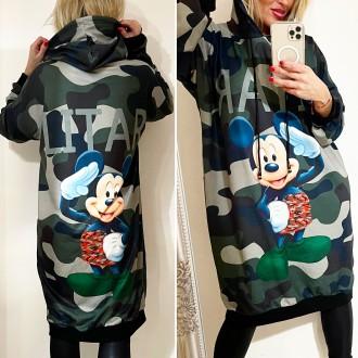 Dámské oblečení - Mikina Army