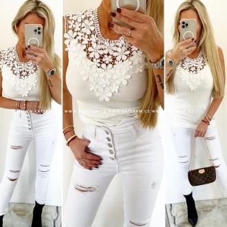 Dámské oblečení - Dámské tričko LASE