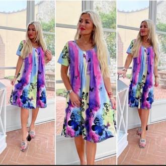 Dámské oblečení - Dámské šaty BUTTERFLY