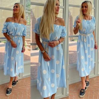 Dámské oblečení - Dámské šaty PUNTÍK