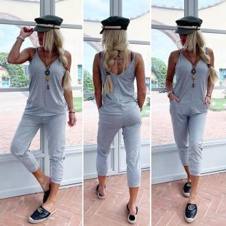 Dámské oblečení - Dámský overal kalhotový STELA