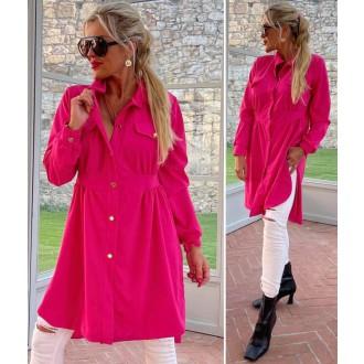 Dámské oblečení - Dámská dlouhá tunika Kate